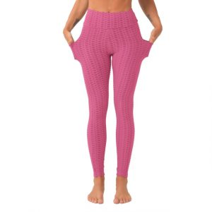 Butt Lifting Leggings with Pockets